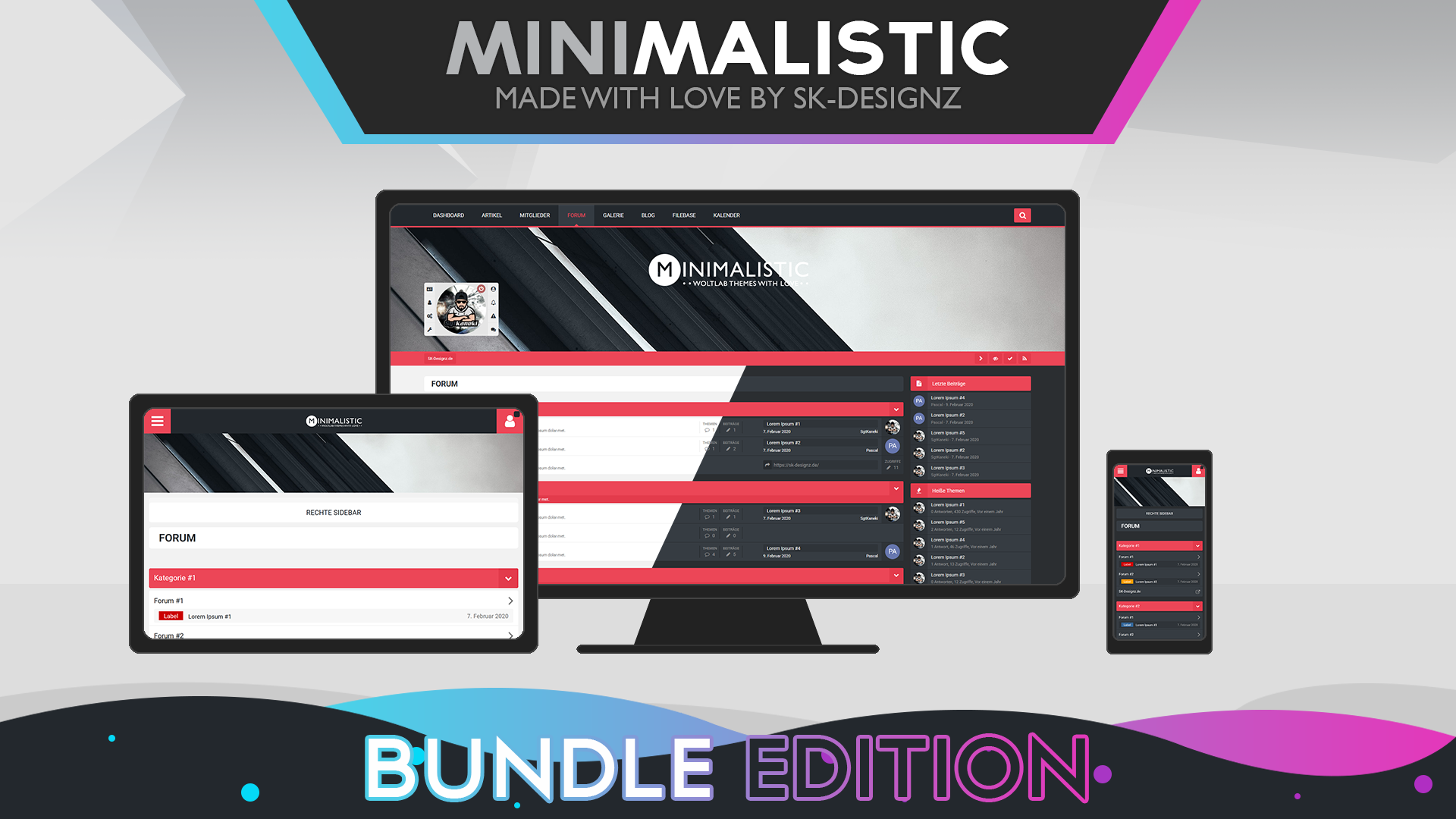 Minimalistic - Bundle Edition
