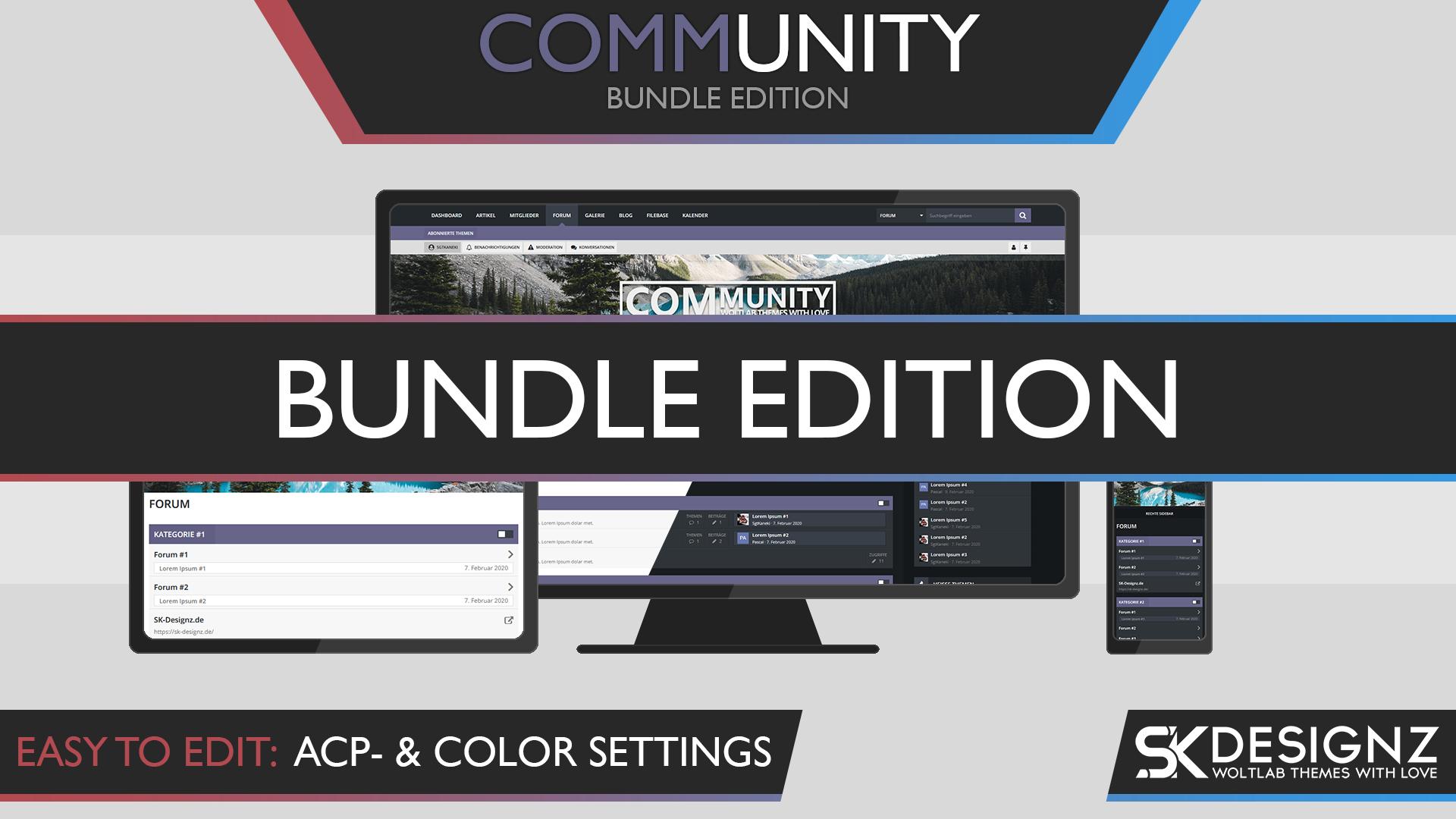 Community - Bundle Edition